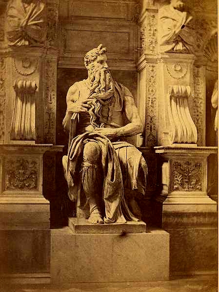 an overview of the speech of moses