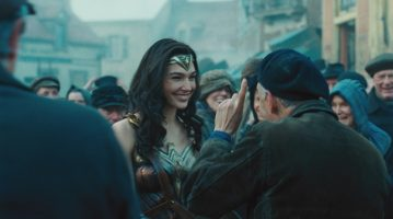 Wonder Woman's Lopsided Inspiration